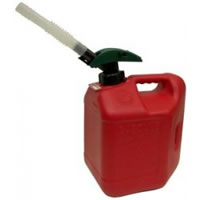 GAS CANS & FUNNELS
