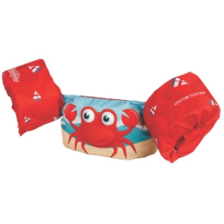 JUMPER PUDDLE 3D CRAB RED