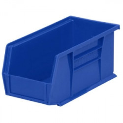 BIN BLUE 11 X 5 X 5