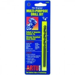 BIT DRILL 7/16 X 6