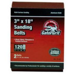 BELT SAND 120G 3X18