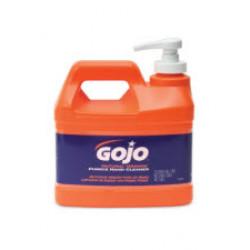 HAND CLEANER ORG PUM 64OZ