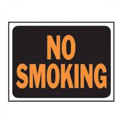 SIGN NO SMOKING 9X12