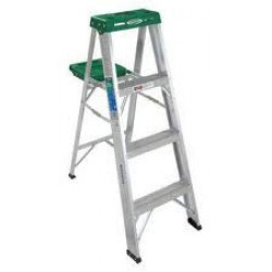 ALUM STEP LADDER 2 X 6