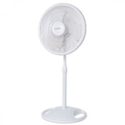 FAN STAND WHITE 16""
