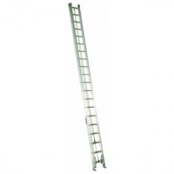 LADDER EXT ALUM 40' 300#