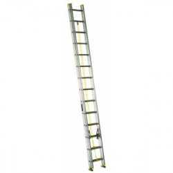 LADDER EXT ALUM 40' 250#