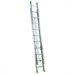 LADDER EXT ALUM 28' 225#