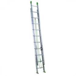 LADDER EXT ALUM 24' 225#