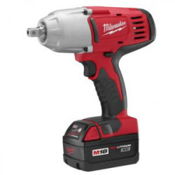 18V IMPACT WRENCH 2 BAT &