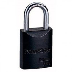 LOCK BLACK KEYED