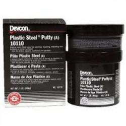 PUTTY PLASTIC STEEL 1LB