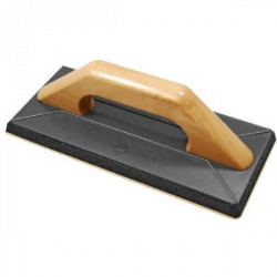 RUBBER TROWEL SOFT BODY