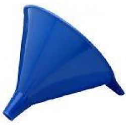 FUNNEL POLY PT 05015 BLUE