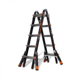 LADDER F-GLASS 300# 22'