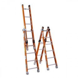 LADDER FIBGL COMB 7'