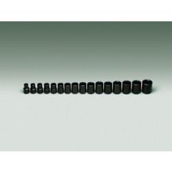 SOCKET IMPACT 1/2DR 16PC
