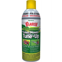 SPRAY LAWN MOWER TUNE UP