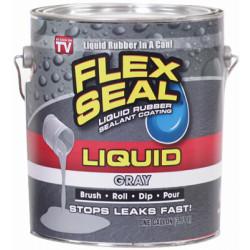 LIQUID FLEX SEAL GRAY 1GA