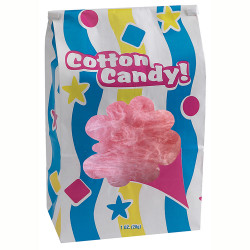 LAMINATED COTTON CANDY