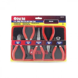 SET PLIER HOBBY 5PC