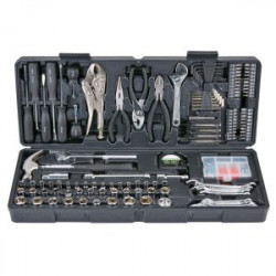 SET TOOL 130PC W/CASE
