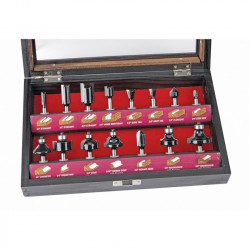 SET ROUTER BIT WOODWORKIN