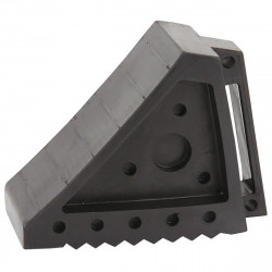 CHOCK WHEEL SOLID RUBBER