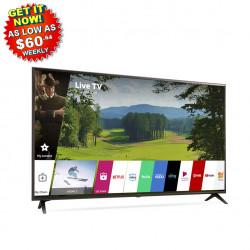 "TV SMART 4K LED 43"""