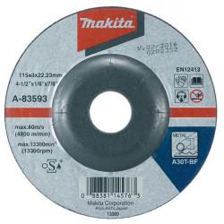 DISC CUT 4.5 X 1/8X7/8 MS