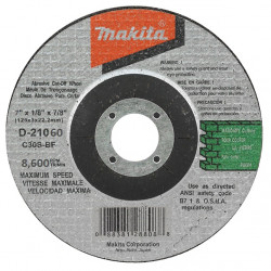 "DISC CUT 7""X1/8"" MASONRY"