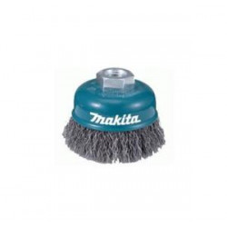 "BRUSH CUP 2.5""CRIMP 5/8MS"