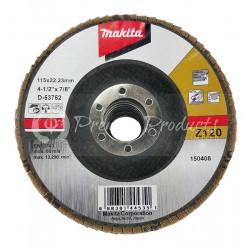 DISC FLAP 4.5X7/8 Z120 SS