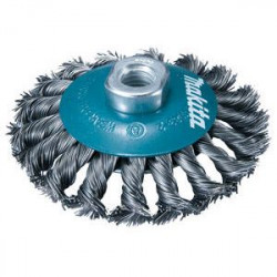 """BRUSH S/CUP 4""""X5/8KNOT MS"""