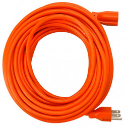 CORD EXT 25' ORG 16G