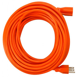 CORD EXT 100' ORG 16G