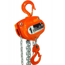 CHAIN BLOCK 1.5TON X 3MT