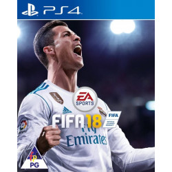 PS4 GAME FIFA 18